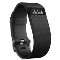 FitBit Charge HR Fitness Tracker Small - Black