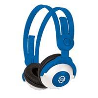 Kidz Gear Bluetooth Stereo Headphones w/ Mic - Blue