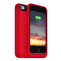 Mophie Juice Pack Air Battery Case for iPhone 6/6s - Red