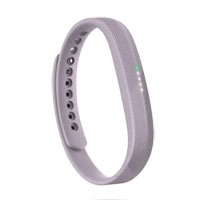 FitBit Flex 2 Activity Tracker - Lavender