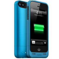 Mophie Juice Pack Helium Blue - iPhone 5/5s/5SE