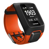 Tom Tom Adventurer GPS Multisport Smartwatch - Orange