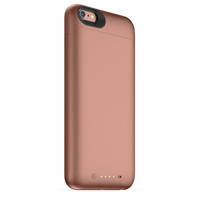 Mophie Juice Pack Battery Case iPhone 6 Plus/6s Plus 2,600mAh - Rose Gold