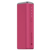Mophie Power Reserve 1x Universal External Battery 2,600mAh - Pink