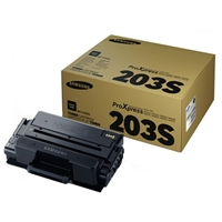Samsung MLT-D203S Standard Yield Black Toner Cartridge