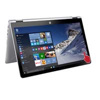 """HP Pavilion x360 Convertible 15-br077nr 15.6"""" 2-in-1 Laptop Computer Refurbished - Silver"""