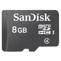 SanDisk 8GB Class 4 SDHC Memory Card