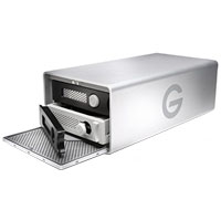G-Technology G-RAID USB G1 16TB Removable Dual-Drive Storage System