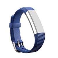 FitBit Large Classic Band for Alta HR Fitness Tracker  - Cobalt