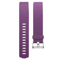FitBit Small Classic Band for Charge 2 Fitness Tracker - Plum