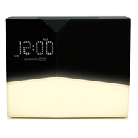 Witti BEDDI Glow Intelligent Alarm Clock with Wake Up Light