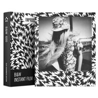 Impossible Black and White Instant Film Eley Kishimoto Edition for Polaroid 600 - 8 Pack