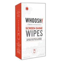 Whoosh! Screen Cleaner WIPES 30 Wipes