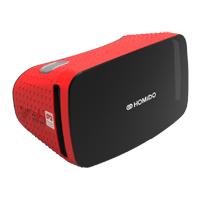 Homido Grab Virtual Reality - Red