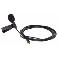 Bower XAS Action Cam Lavalier Microphone