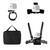 Bower Xtreme Action Series 4-in-1 Bundle for GoPro