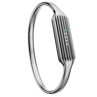 FitBit Small Bangle for Flex 2 Fitness Tracker - Silver