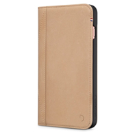 Decoded Leather Wallet Case for iPhone 7 - Sand