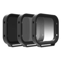 PolarPro GoPro Hero6 / Hero5 Super Suit- Aqua Filter 3-Pack