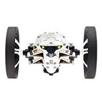 Parrot Buzz Jumping Night Minidrone - White