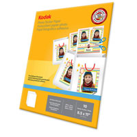 Kodak Photo Sticker Paper