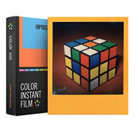Impossible Color Instant Film with Color Frames for Polaroid 600 - 8 Pack