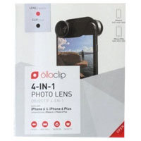 OlloClip 4-In-1 Photo Lens for iPhone 6 and iPhone 6 Plus