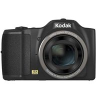 Kodak PIXPRO FZ152 16.2 Megapixel 24mm Wide Angle Lens Digital Camera - Black