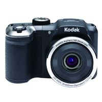 Kodak PIXPRO AZ252 16 Megapixel 25x Optical Zoom Digital Camera - Black