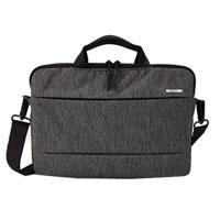 "InCase City Brief Case for MacBook Pro 13"" - Heather Black/Gunmetal Gray"