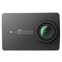 YI Technology 12 Megapixel 4K Action Camera - Black
