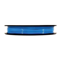 MakerBot Small 1.75mm True Blue PLA 3D Printer Filament - 0.2kg Spool (0.5 lbs)