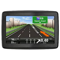 Tom Tom VIA 1505M GPS Navigator w/ Lifetime Maps
