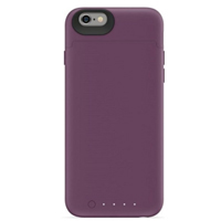 Mophie Juice Pack Plus for iPhone 6/6S - Purple