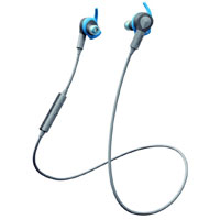 Jabra Sport Coach Bluetooth Earbuds - Blue