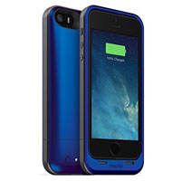 Mophie Juice Pack Case for iPhone 5/5S - Blue