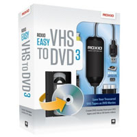 Roxio Easy VHS to DVD 3