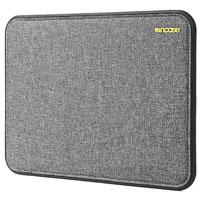 "InCase Icon Sleeve with Tensaerlite for MacBook 12"" - Heather Gray/Black"