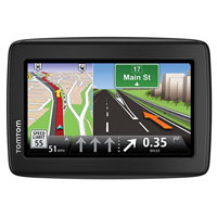"Tom Tom VIA 1435M 4.3"" GPS Navigator w/ Bluetooth and Lifetime Maps"
