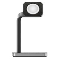 Mophie Dock for Apple Watch - Metallic Silver