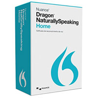 Nuance Dragon Naturally Speaking Home v13