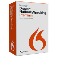 Nuance Dragon NaturallySpeaking Premium v13 - French