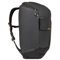 "InCase Range Laptop Backpack Large Fits Screens up to 15"" - Black/ Lumen"