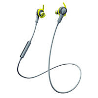 Jabra Sports Coach Wireless Earbuds - Yellow