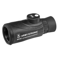 Bower US ARMY 8x42 Waterproof Monocular with Compass