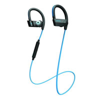 Jabra Sport Pace Wireless Earbuds - Blue/Black