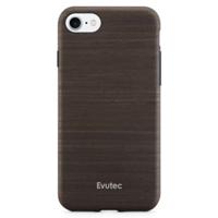 Evutec Evutec Wood SL Snap Case for iPhone 7 - Black