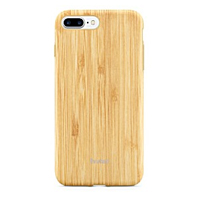 Evutec Evutech Wood SL Snap Case fo iPhone 7 Plus - Tan