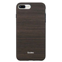 Evutec Wood SL Snap Case for iPhone 7 Plus - Brown