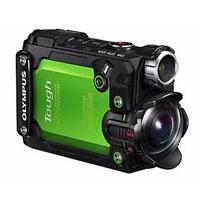 Olympus Tough TG-Tracker Ultra HD 4K Camcorder - Green